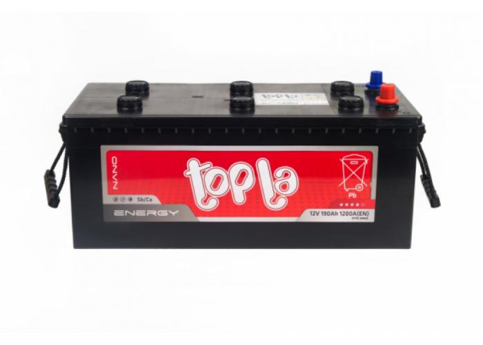 Topla Energy Truck 225Ah L (957912)